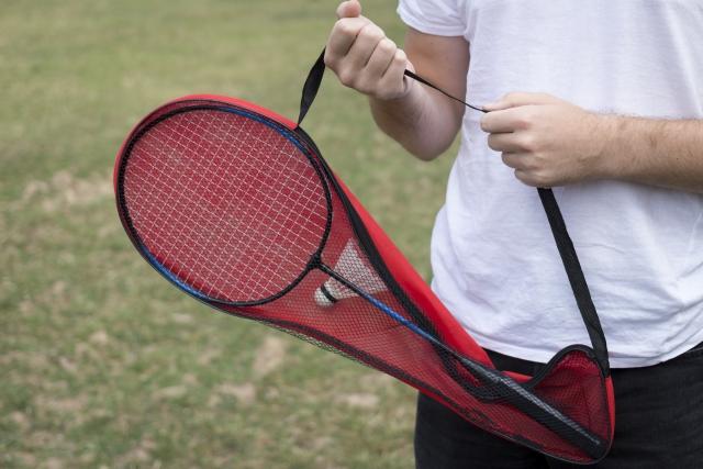 バドミントンラケットの選び方。プレイヤーのタイプ別に詳しく紹介
